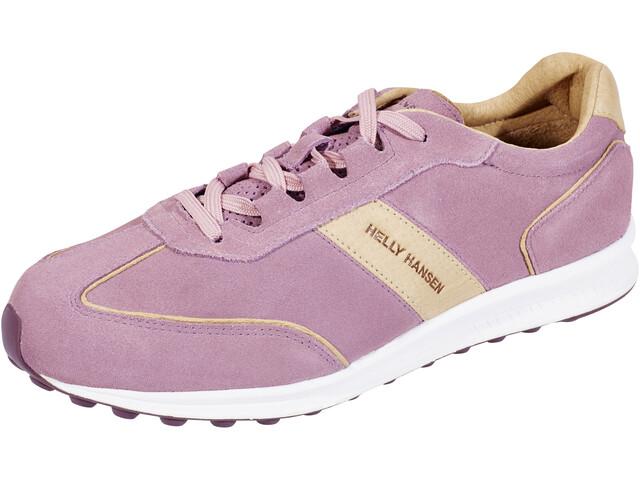 Helly Hansen Barlind Shoes Damen dusky orchid / camel / eggplant
